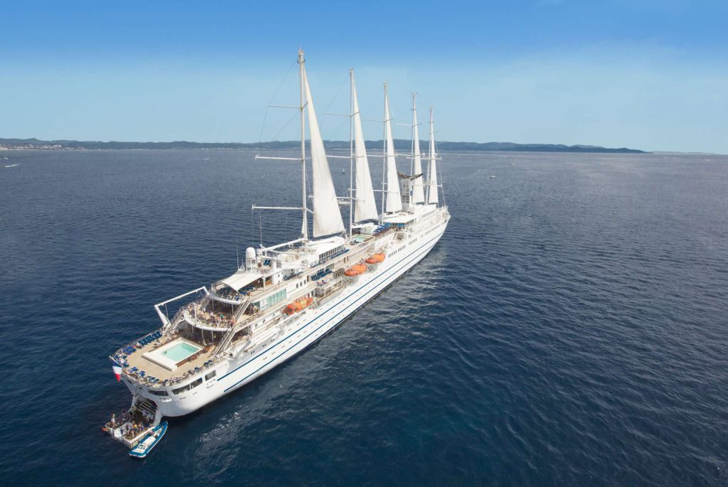 Club Med Cruise Middellandse Zee - Club Med Gent Omnitravel