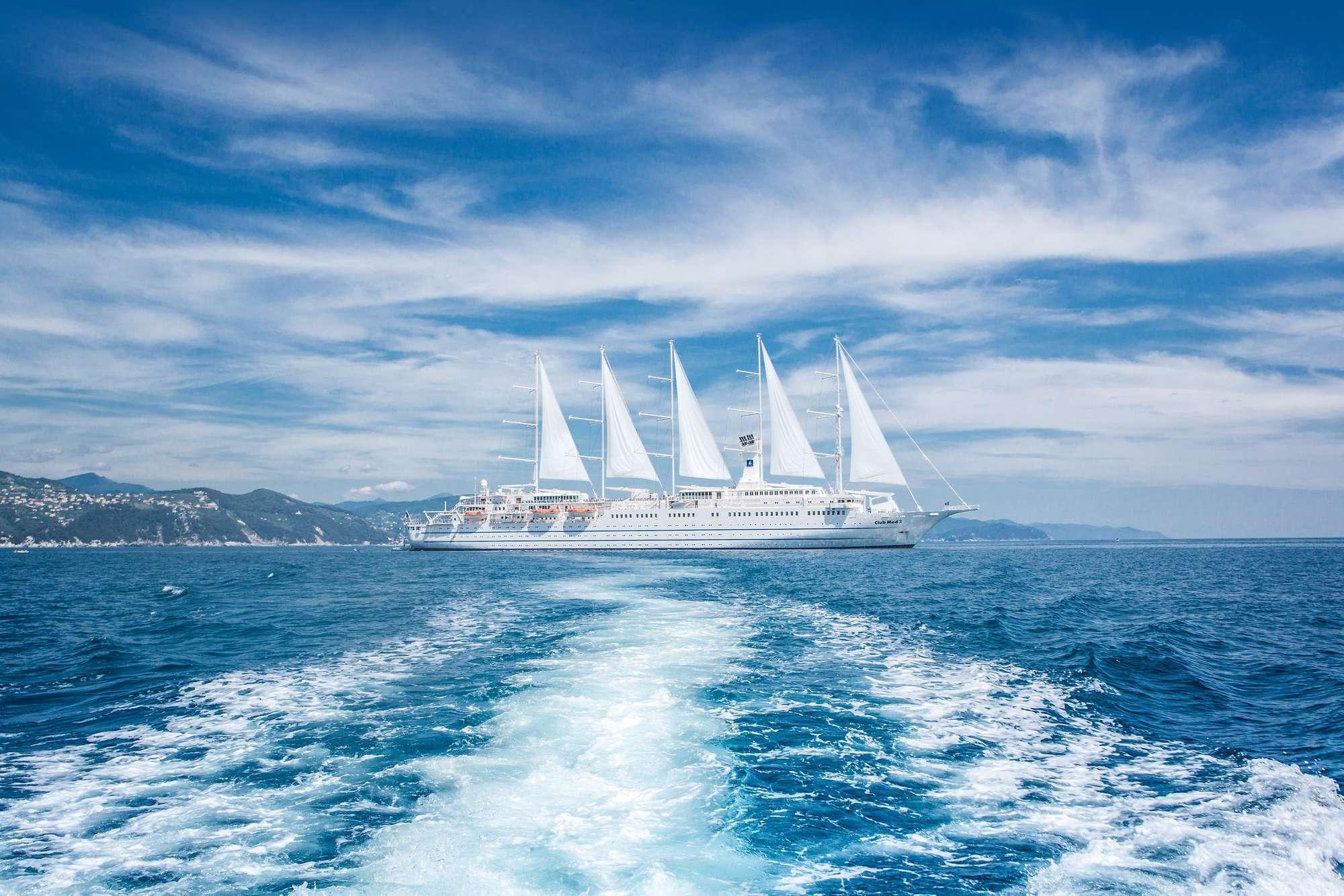 Club Med Cruises - Club Med Gent Omnitravel