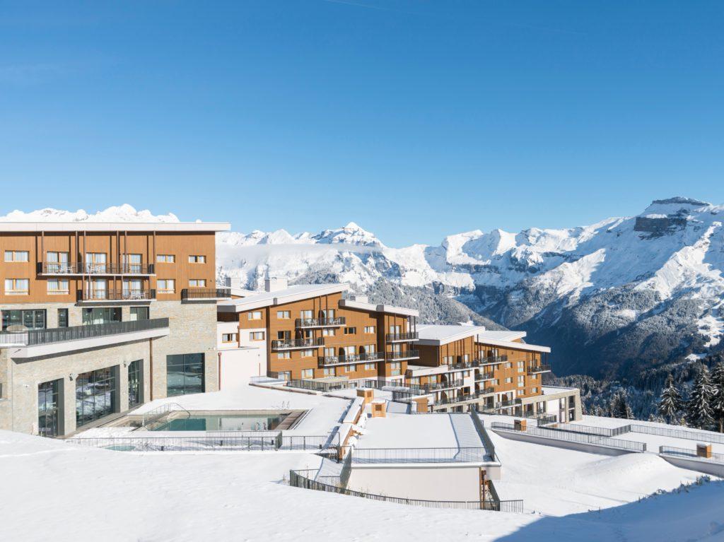 Club Med Franse Alpen - Club Med Gent Omnitravel