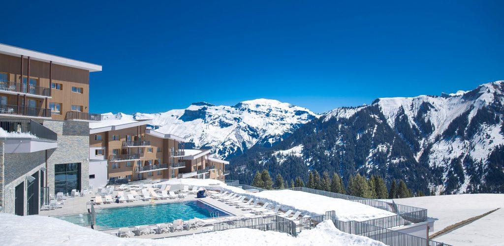 Club Med Franse Alpen Grand Massif Samoëns Morillon - Club Med Gent Omnitravel