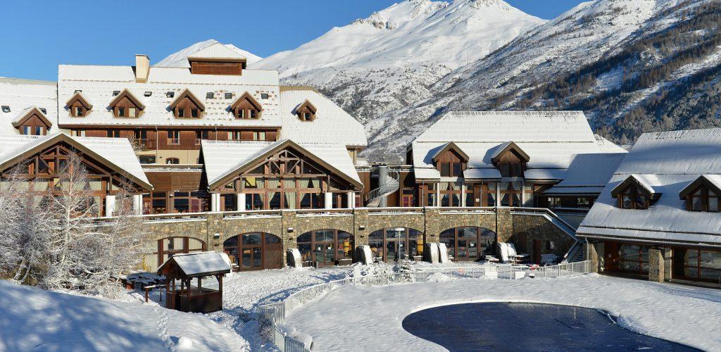 Club Med Franse Alpen Serre-Chevalier - Club Med Gent Omnitravel